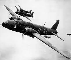Seeking German Ww2 Tweets From 1940 On 22 Raf Wellington Bombers