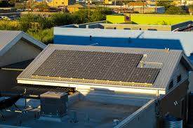 commercial photo gallery net zero solar