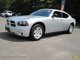 2007 dodge charger in bright silver metallic 814019