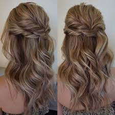 wedding hairstyles for medium length hair half up half up hairstyles for medium length hair hairstyle ideas 2017