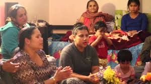 Thanksgiving Christian Song We The Family Celebrating A Thanksgiving 2015 Nepali Christian