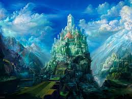 wallpapers castle princess disney photo wall mural x cm this castle princess surrealism sci fi fantasy art scenery and surreal landscape wallpaper
