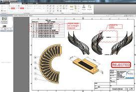 autodesk design review recording change with vault 2012 cadline community