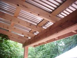 Roofing For Pergola by Best 25 Patio Roof Ideas On Pinterest Outdoor Pergola Backyard