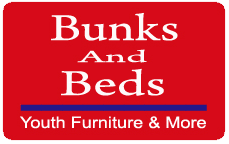 bunks and beds youth furniture bunk beds futons loft beds