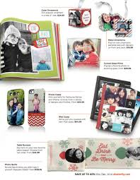 shutterfly gift guide direct mail copywriting services