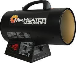 30 000 to 60 000 btu forced air propane heater princess auto