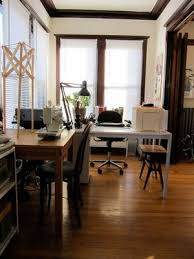 Two Desks In One Office Home Office For Two How To Make The Space Work Decorology