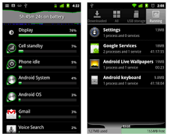 android gingerbread android 2 3 gingerbread features and list of what s new android
