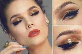 fancy makeup looks for your thanksgiving gathering cus