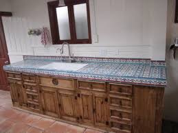 Rustic Kitchen Countertops by Rustic Kitchen Counter Mediterranean Kitchen Orange County