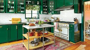 Kitchen Island Decorations Stylish Kitchen Island Ideas Southern Living