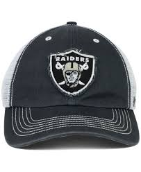 Raiders Thanksgiving Hat 47 Brand Oakland Raiders Taylor Closer Cap In White For Men Lyst