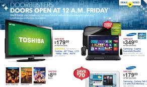 best buy black friday 2012 doorbuster deals starts at 12 a m