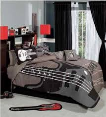 Rock N Roll Crib Bedding by A Rock U0027n U0027 Roll Bedroom Or Guitar Themed Bedroom Is An Awesome