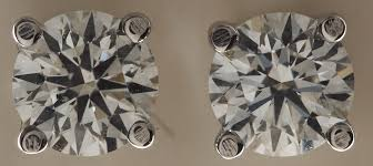 what size diamond earrings should i buy diamond stud earrings guide build your own compare prices