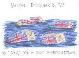 cindy derosier my creative life boston tea party drawing