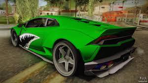 Lamborghini Huracan Custom - lamborghini huracan liberty walk for gta san andreas