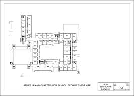 maps james island charter high