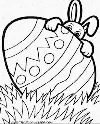 easter bunny coloring pages olegandreev me