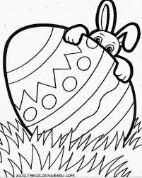 easter bunny coloring pages olegandreev me