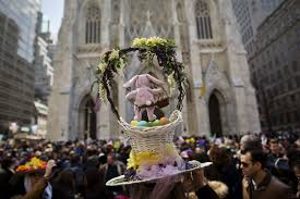 easter parade in new york route street closures and more