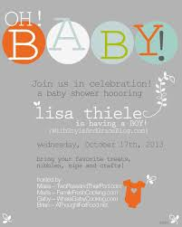 wording for lunch invitation baby shower invitation wording lunch thiele baby shower