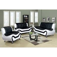 modern leather living room furniture living room decoration