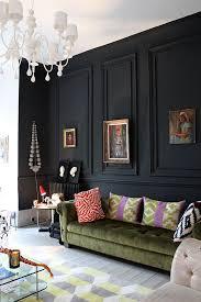 panelled walls black panelled walls design lovin