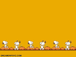 peanuts autumn wallpaper wallpapersafari