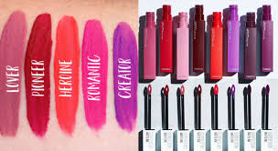Maybelline Superstay Matte Ink maybelline stay matte ink liquid lipsticks review