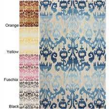 Ikat Kitchen Rug Rug Nice Kitchen Rug Blue Rugs In Blue Ikat Rug Nbacanotte U0027s