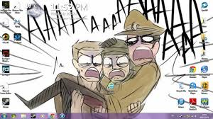 Internet Explorer Meme - the crew is terrified of internet explorer by silent black sky45