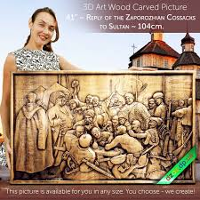 30 best wood carving 3d picture images on tree