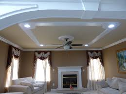 Room Ceiling Design Pictures by Ceiling Designs Crown Molding Nj