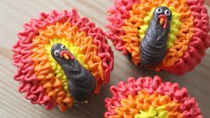turkey cupcakes recipe tastemade