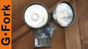 Installing A Motion Sensor To An Existing Light Fixture Furniture How To Add Motion Sensor To Outdoor Light How To