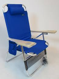 Big Beach Chair 4 Position Big Papa Aluminum Chair With Pillow By Jgr Copa