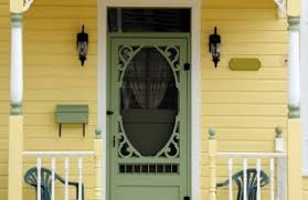 Decorative Screen Doors Balcony Railing Ideas U2013 How To Choose The Materials And Design