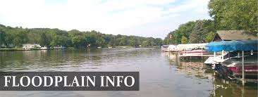 Illinois Flooding Map by Floodplain Information Cary Il Official Website