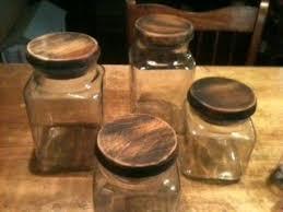 primitive kitchen canisters best 25 primitive canisters ideas on primitive