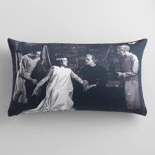 Frankenstein Shower Curtain by Universal Bride Of Frankenstein Lumbar Pillow World Market