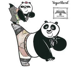 yogurtland blogs kung fu panda 3 coloring