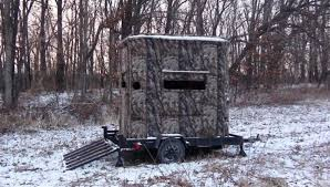 How To Build Hunting Blind Deer Blinds Portable Blinds Deer Stands Ground Blinds Hunting Blind