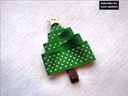 Ideas For Christmas Tree Bows by Christmas Tree Topper Bow Ideas For Your Hair Picture Collection