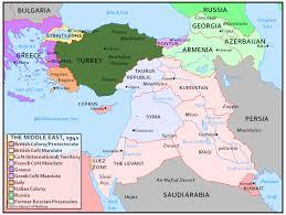 Ottoman Cities Mof 9 Alternate Partition Of The Ottoman Empire Alternate
