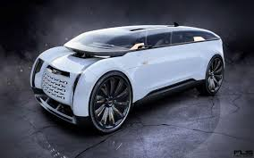 holographic car audi e tron imperator concept includes holographic display that