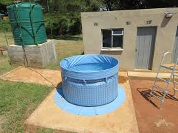 portable baptismal tank halls out of africa may 2016