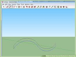 my hobbies me google sketchup how to draw curved surfaces in sketchup 12 steps with pictures