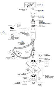 parts of a kitchen faucet best 25 kitchen faucet parts ideas on ikea farmhouse